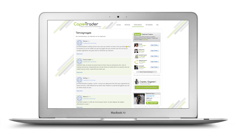 Le site copie-trader.com